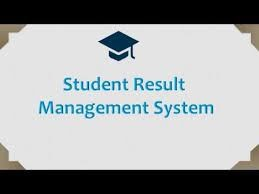 Result Management Systems