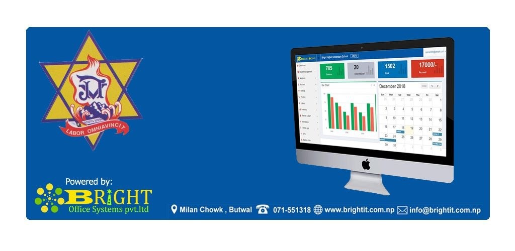 Software Install @ Janata  Secondary School (JVT) tansen Palpa